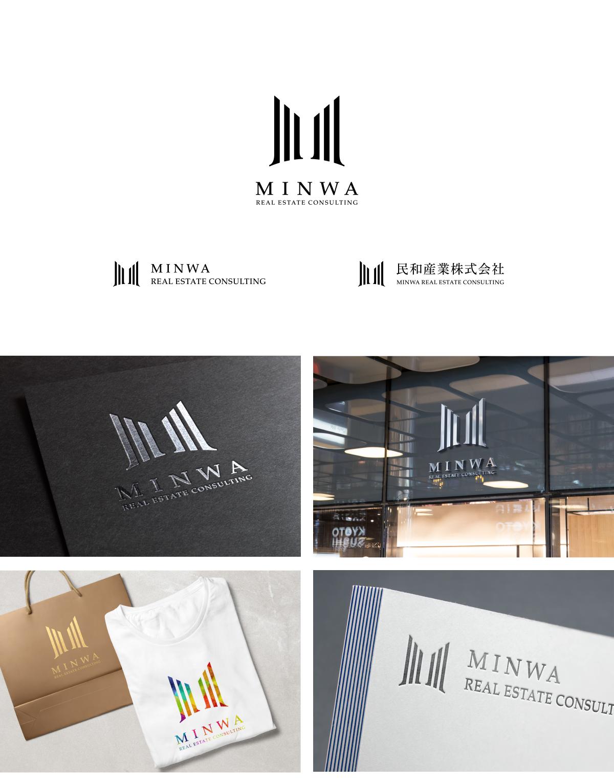 画像:不動産会社WEBサイト&企業ロゴ・リニューアル